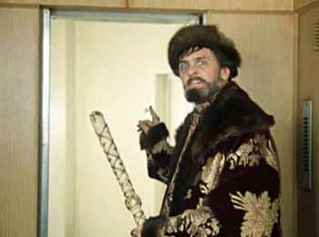 Иван грозный в лифте вот что крест