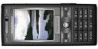 Мобильный телефон Сони Sony Ericsson K800i, Velvet Black